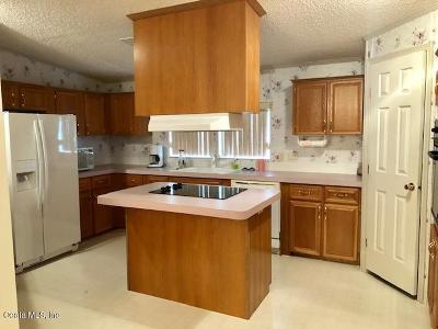 Dunnellon Single Family Home For Sale: 11850 SW 121st Ave Avenue