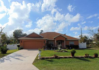 Marion Oaks North, Marion Oaks South, Marion Oaks Rnc Single Family Home For Sale: 13430 SW 29 Ave Road