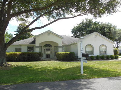 Ocala Single Family Home For Sale: 11566 SW 72nd Circle