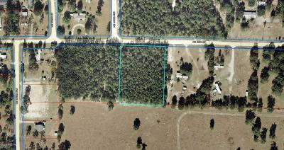 Williston FL Residential Lots & Land For Sale: $15,000