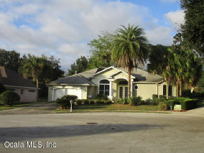 Ocala Single Family Home For Sale: 1903 SW 27th Street