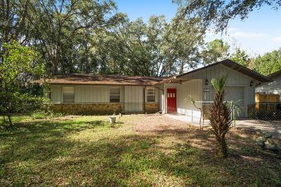 Ocala Single Family Home For Sale: 5830 NW 61st Avenue