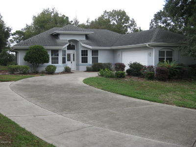 Oak Run, Oak Run Eagles Point Single Family Home For Sale: 11498 SW 82nd Court Road
