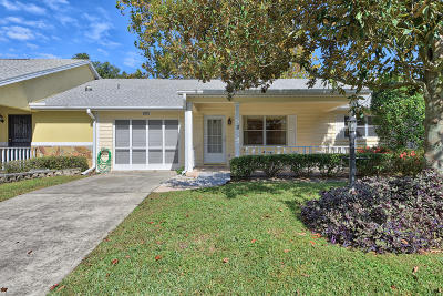 Ocala Condo/Townhouse For Sale: 8707 SW 95th Lane #C
