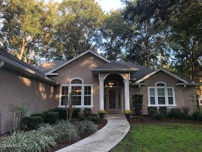 Ocala Single Family Home For Sale: 4595 SE 48th Place Road