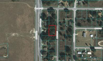 Ocala Residential Lots & Land For Sale: NW 59th Court