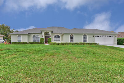Majestic Oaks Single Family Home For Sale: 8685 SW 55th Court