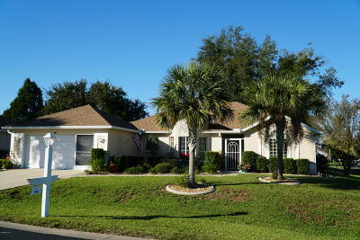 Ocala Palms Single Family Home For Sale: 5081 NW 20th Place