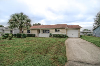 Oak Run, Oak Run Eagles Point Single Family Home For Sale: 8390 SW 108th Place