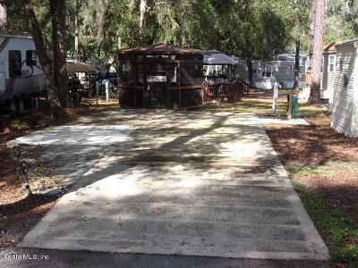 Salt Springs FL Residential Lots & Land For Sale: $31,000
