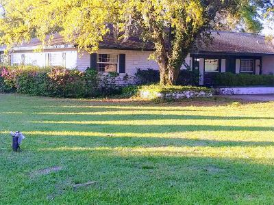 Ocala FL Single Family Home For Sale: $79,900