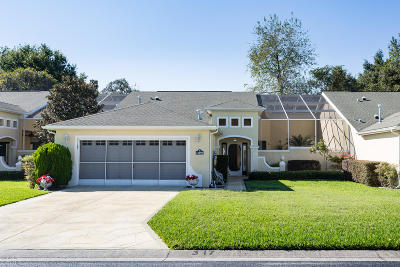 Summerglen Single Family Home For Sale: 15695 SW 13th Circle