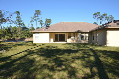 Marion Oaks North, Marion Oaks South, Marion Oaks Rnc Single Family Home For Sale: 16688 SW 43rd Terrace Road