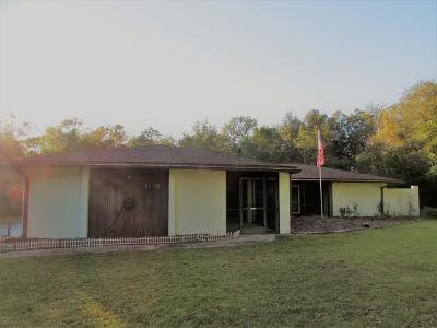 Dunnellon Single Family Home For Sale: 8410 SW 209th Court Rd