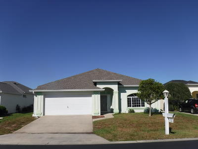 Ocala Palms Single Family Home For Sale: 2376 NW 53rd Ave. Road