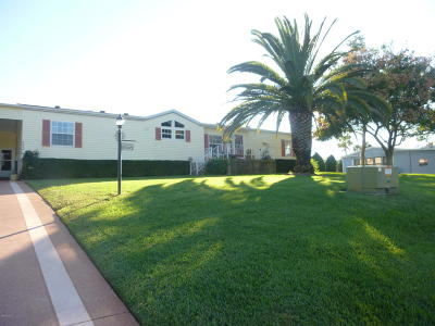 Summerfield FL Mobile/Manufactured For Sale: $161,000