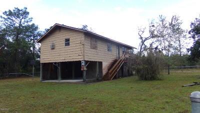 Interlachen FL Single Family Home For Sale: $19,900