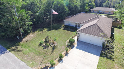 Summerfield Single Family Home For Sale: 4330 SE 138th Lane