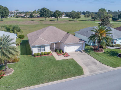 The Villages Single Family Home For Sale: 2172 Madero Drive