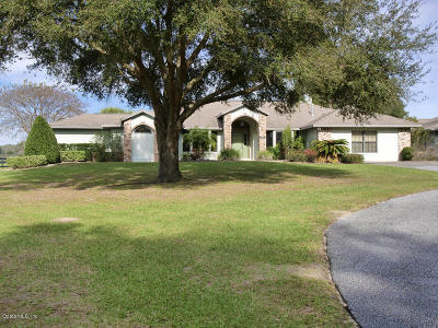 Marion County Farm For Sale: 1461 NW 114th Loop
