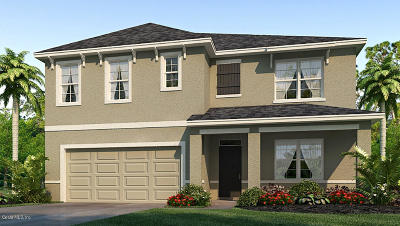 Ocala FL Single Family Home For Sale: $248,990