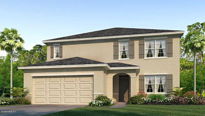 Ocala FL Single Family Home For Sale: $258,990