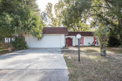 Ocala Single Family Home For Sale: 8 Silver Run