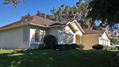 Marion County Rental For Rent: 1729 SW 27 Street Street