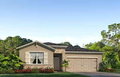Ocala FL Single Family Home For Sale: $225,725