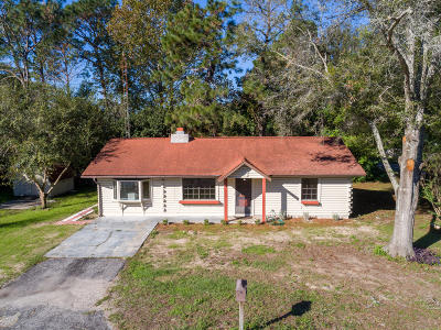 Belleview Single Family Home For Sale: 11518 SE 74th Terrace