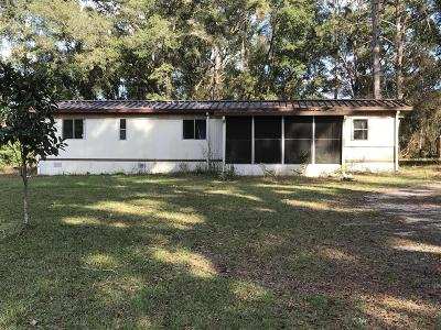 Ocala Mobile/Manufactured For Sale: 7303 NW 58th Court