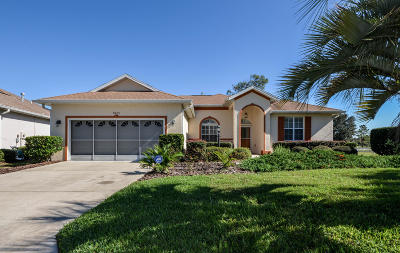 Ocala FL Single Family Home For Sale: $209,900