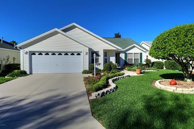 Single Family Home For Sale: 17714 SE 80th Altamaha Court