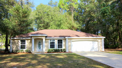 Ocala Single Family Home For Sale: 6699 NW 61st Street