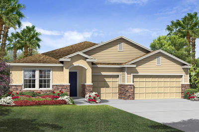 Ocala FL Single Family Home For Sale: $279,990