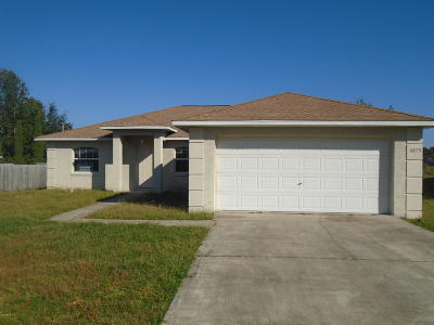 Marion County Rental For Rent: 6875 SE 52nd Street
