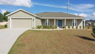 Ocala Single Family Home For Sale: 4917 SW 98th Place