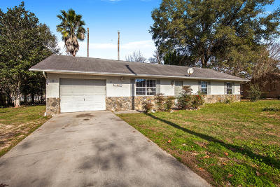 Ocala Single Family Home For Sale: 6765 SE 53rd Place