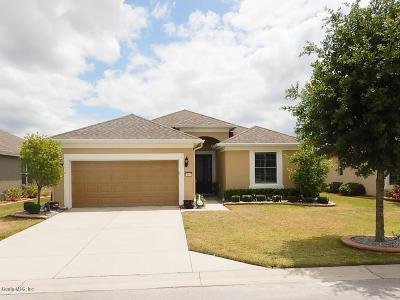 Marion County Single Family Home For Sale: 10098 SW 75th Street