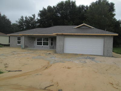 Ocala Single Family Home For Sale: 21 Hemlock Radial