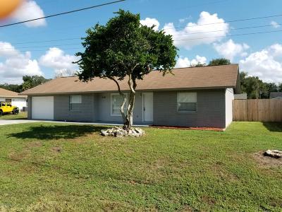 Ocala Single Family Home For Sale: 3541 NE 28th Terrace