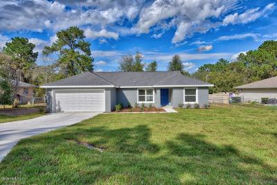 Single Family Home For Sale: 6 Hemlock Terrace Run