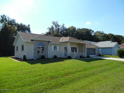 Ocala Single Family Home For Sale: 5360 NW 18th Street