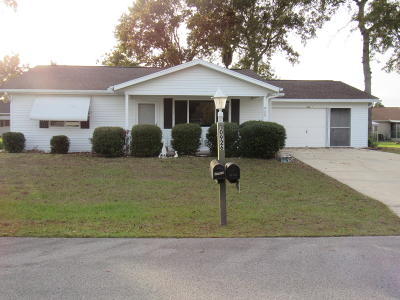 Ocala Single Family Home For Auction: 10926 SW 83rd Court