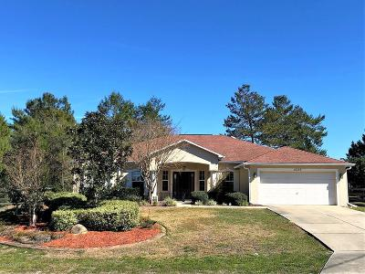 Ocala Waterway Single Family Home For Sale: 10369 SW 41st Court