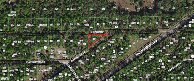 Citrus County Residential Lots & Land For Sale: 7510 W Rainbow Street