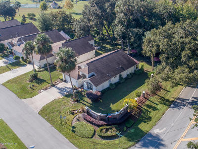 Inverness Single Family Home For Sale: 991 Pritchard Island Road