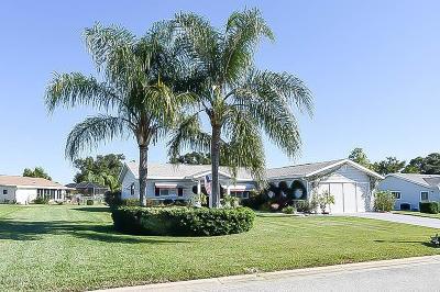 Summerfield FL Single Family Home For Sale: $165,000