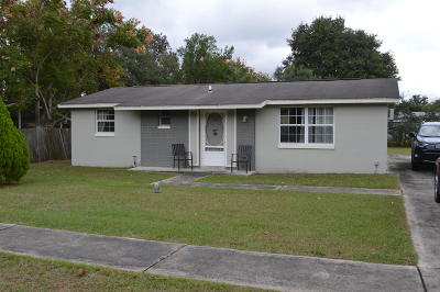 Marion Oaks North, Marion Oaks South, Marion Oaks Rnc Single Family Home For Sale: 14657 SW 41st Avenue Road