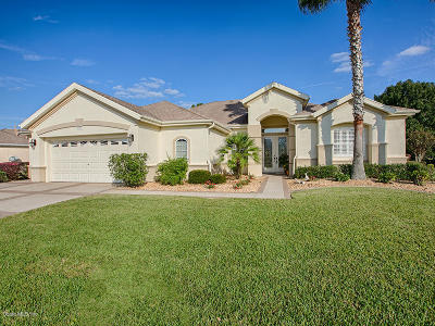 Summerfield FL Single Family Home For Sale: $339,000